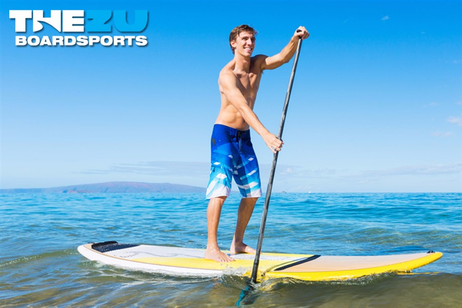1 Hour Sup Lesson Or 2 Hour Paddle Board Hire
