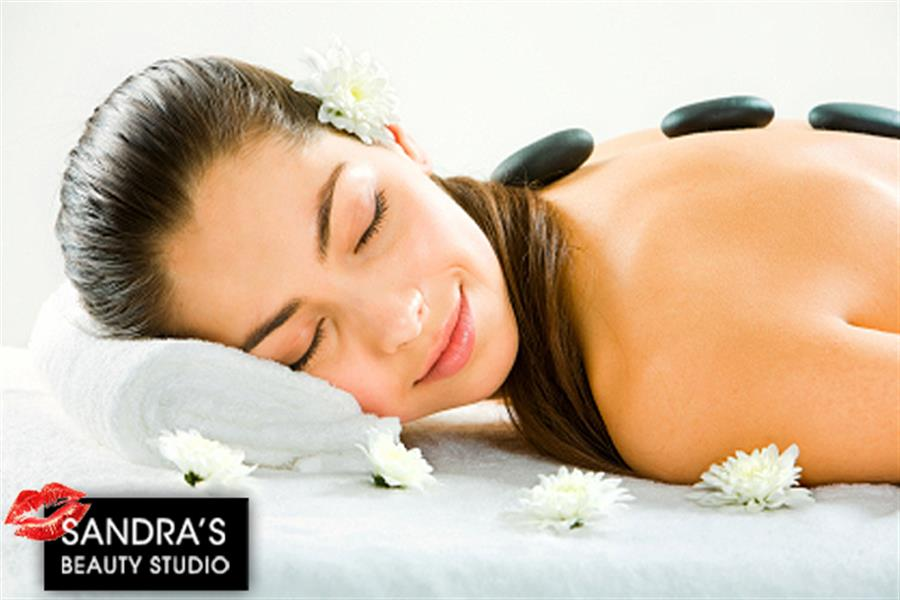 1 Hour Hot Stone Massage - Only $29