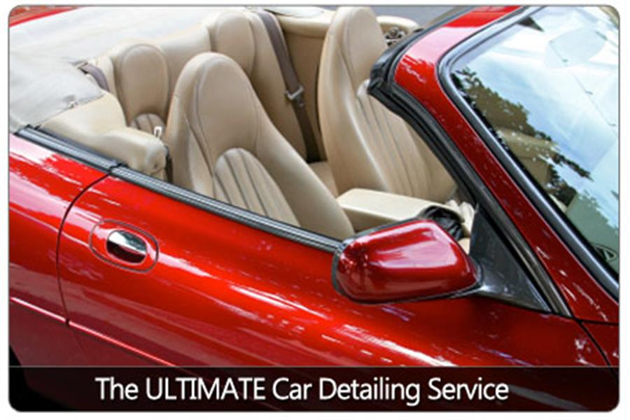 Just 24 for an interior exterior car detailing that comes to you 65 value for Car wash interior exterior near me