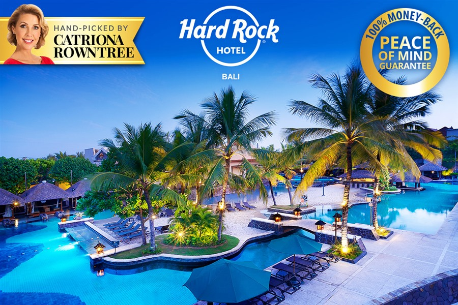 Hard Rock Cafe Sydney Voucher