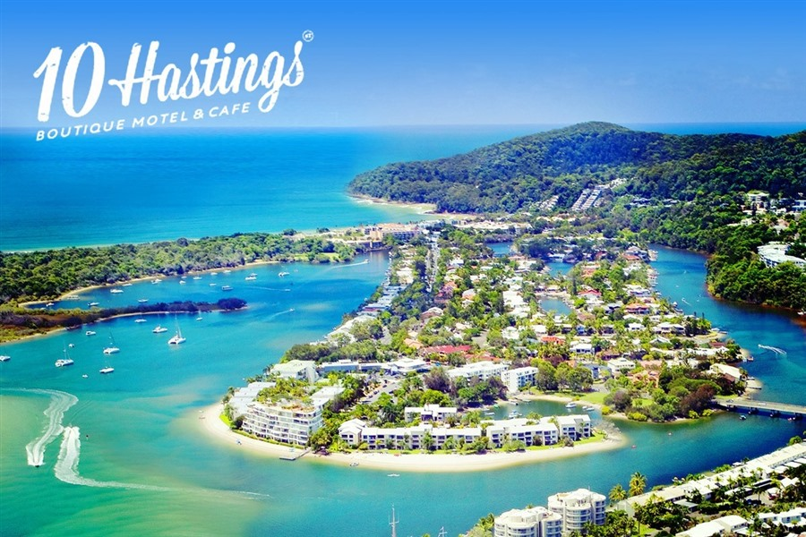 Two Night Boutique Hotel Escape In Noosa Heads For Two