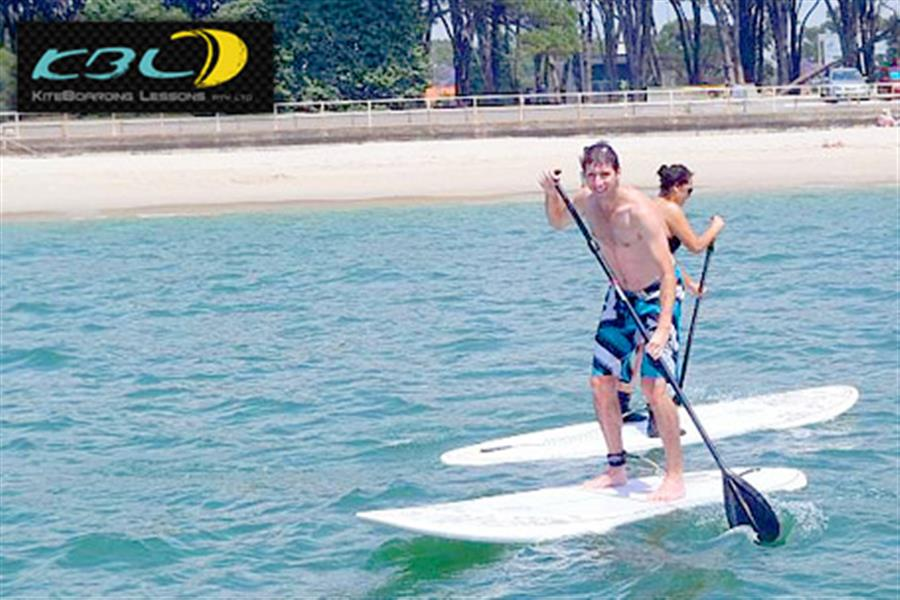 Just 19 For A 1 5 Hour Stand Up Paddle Board Lesson At