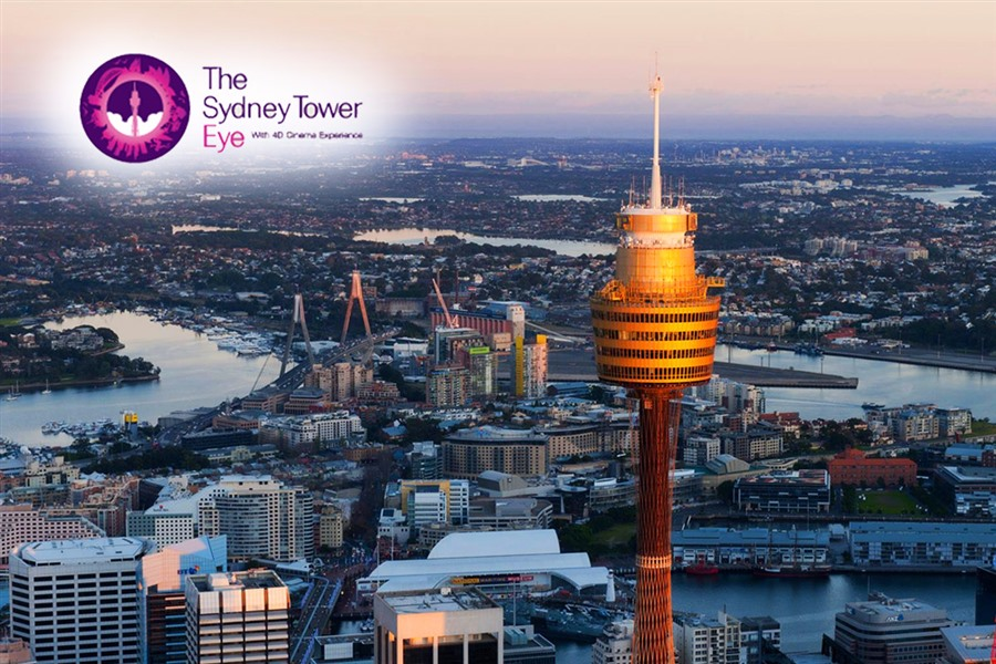 entry to the sydney tower eye 39 s observation deck. Black Bedroom Furniture Sets. Home Design Ideas