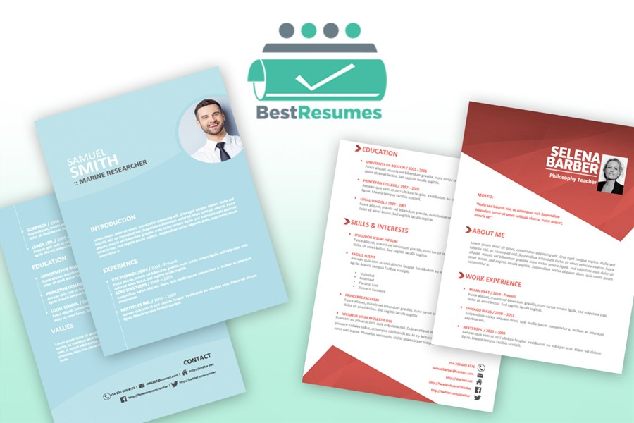 professional resume package incl  templates  u0026 more
