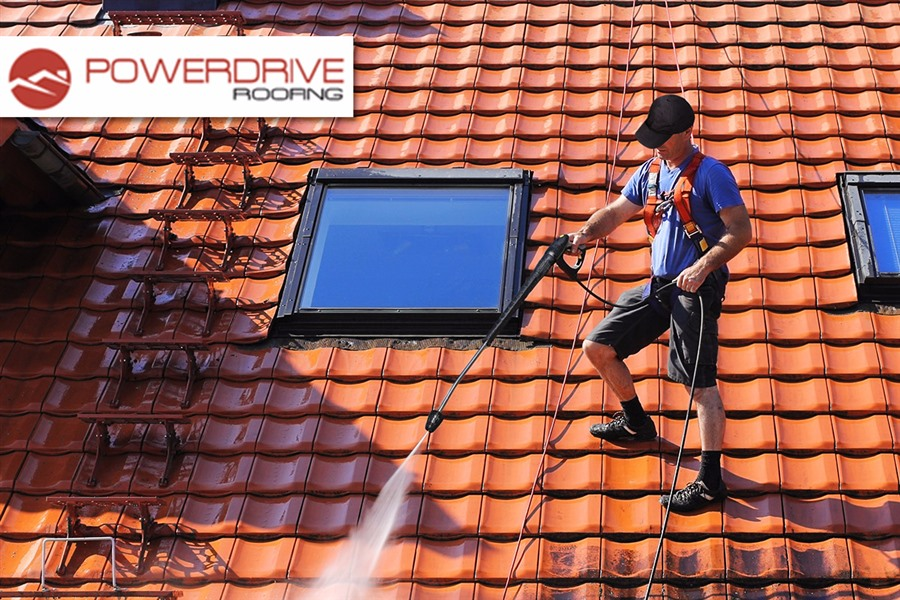 Roof Tile Wash Amp Paint Revival Package In Perth