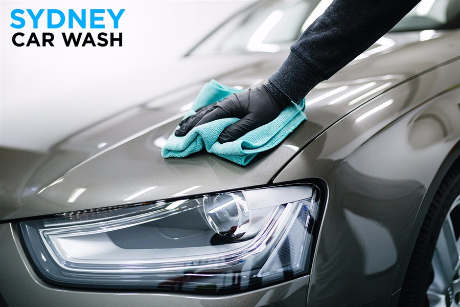 Up To 57% Off A Car Wash Package At Sydney Car Wash